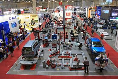 Выставка MIMS Automechanika Moscow 2018